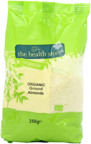 The Health Store Organic Ground Almonds 250g