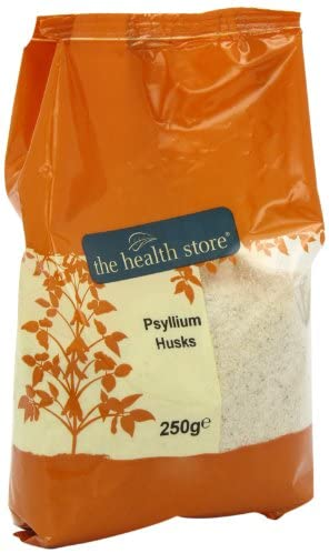The Health Store Psyllium Husks 250g