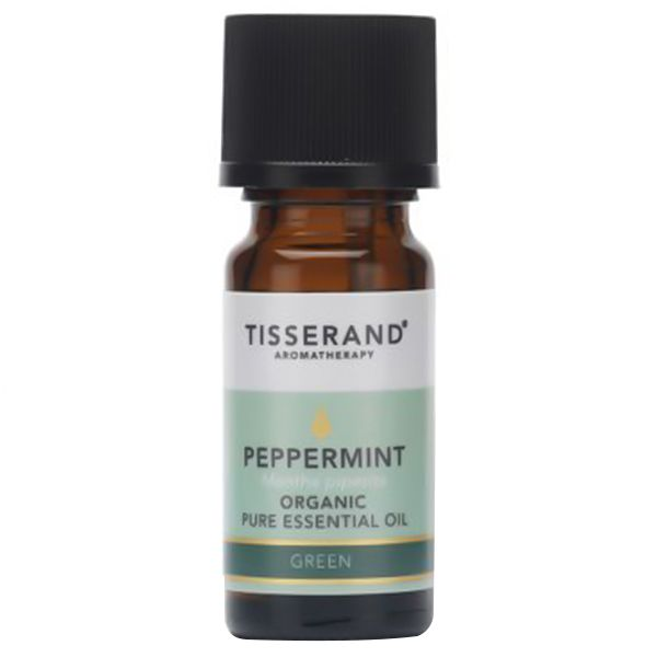 TISSERAND PEPPERMINT OIL ORGANIC 9ML