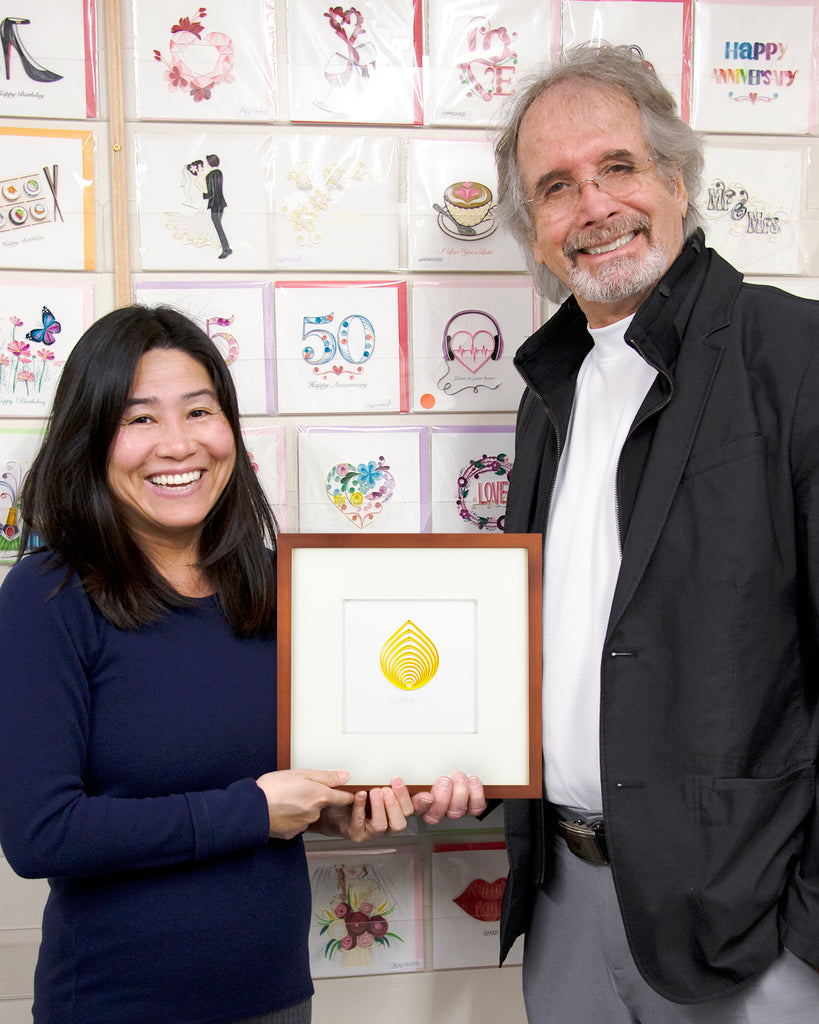 CEO Huong Wolf and president Rafe Wolf