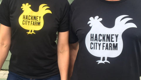 Hackney City Farm Adult T-shirt