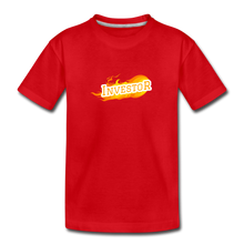 Load image into Gallery viewer, Fire Investor Kid's T-Shirt - red