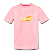 Load image into Gallery viewer, Fire Investor Kid's T-Shirt - pink