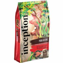 Inception Pork Recipe Whole Grain Dry Dog Food, 13.5-lb bag