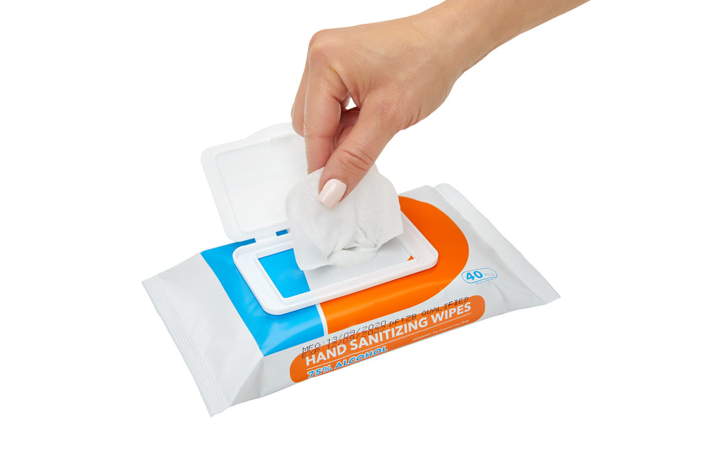 Stride - Hand Sanitizing Wipes