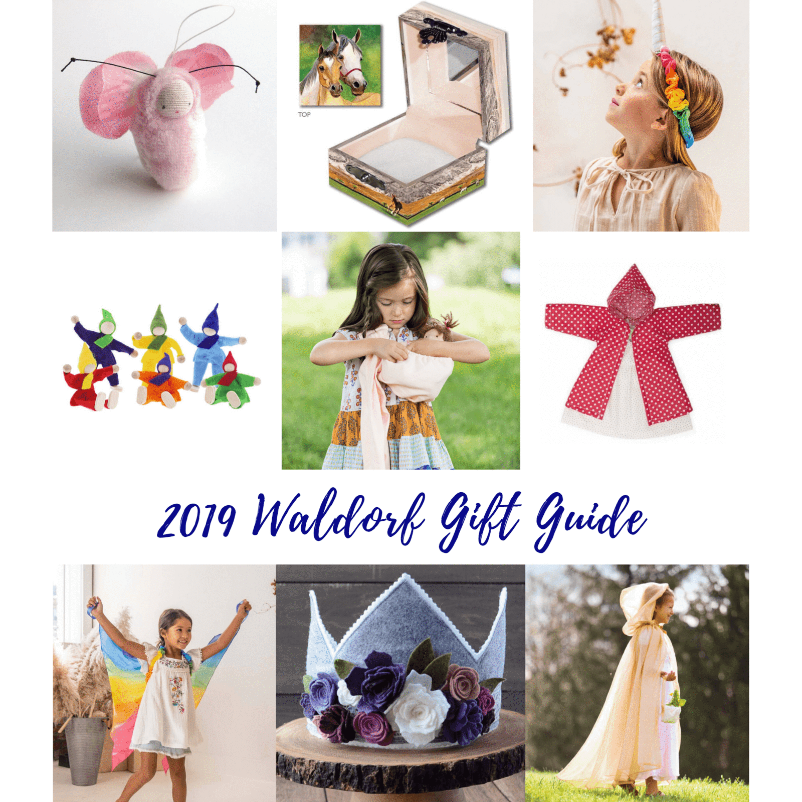2019 Affordable Waldorf Gift Guide