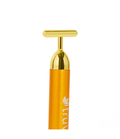 T-Bar Golden Beauty Facial Massager