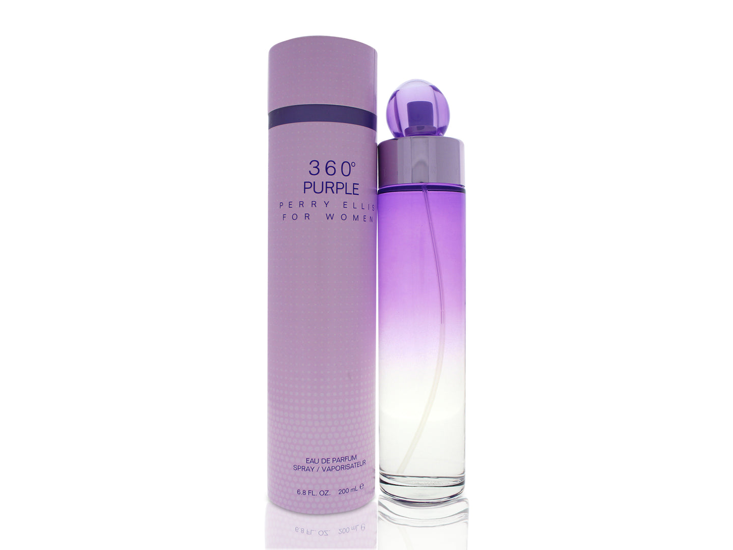 Perry Ellis 360 Purple Women