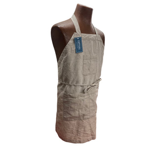 Linen Apron with pockets
