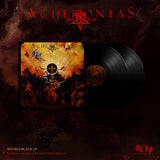 ACHERONTAS - P S Y C H I C D E A T H - The Shattering Of Perceptions 2LP