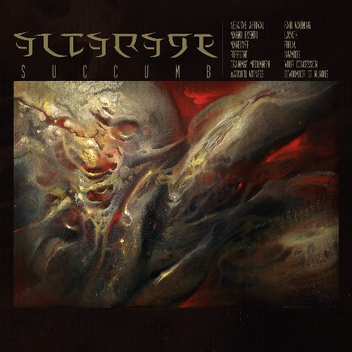 ALTARAGE - Succumb 2LP (GOLD) (PREORDER)