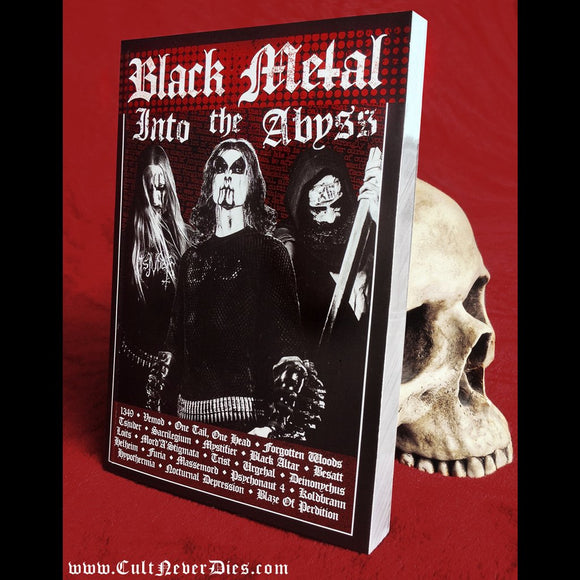 BLACK METAL - Into The Abyss BOOK