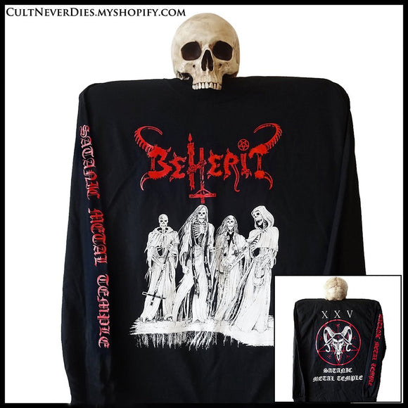 BEHERIT - The Oath of Black Blood LONGSLEEVE