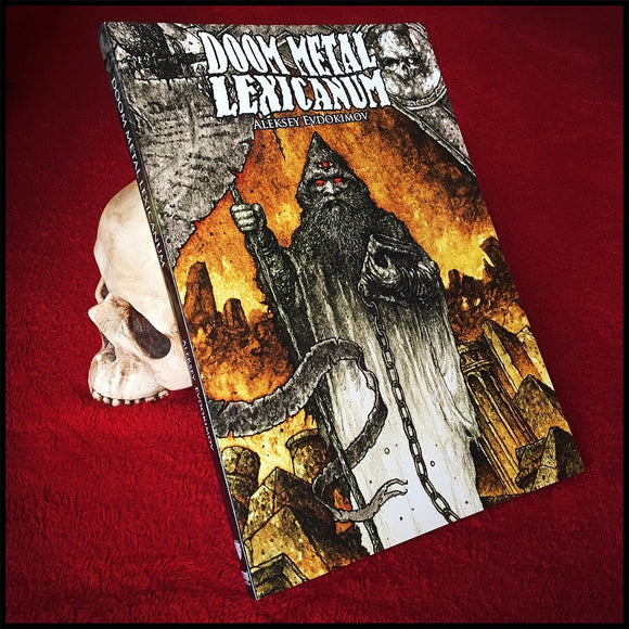 DOOM METAL LEXICANUM - BOOK