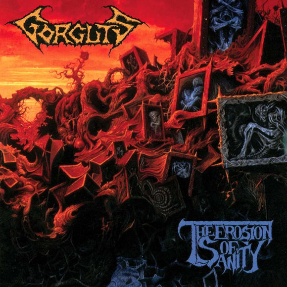 GORGUTS - The Erosion of Sanity LP (PREORDER)