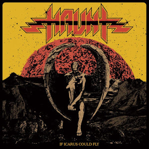 HAUNT - If Icarus Could Fly LP