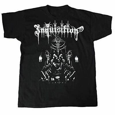 INQUISITION - Invoking the Majestic Throne Of Satan T-SHIRT