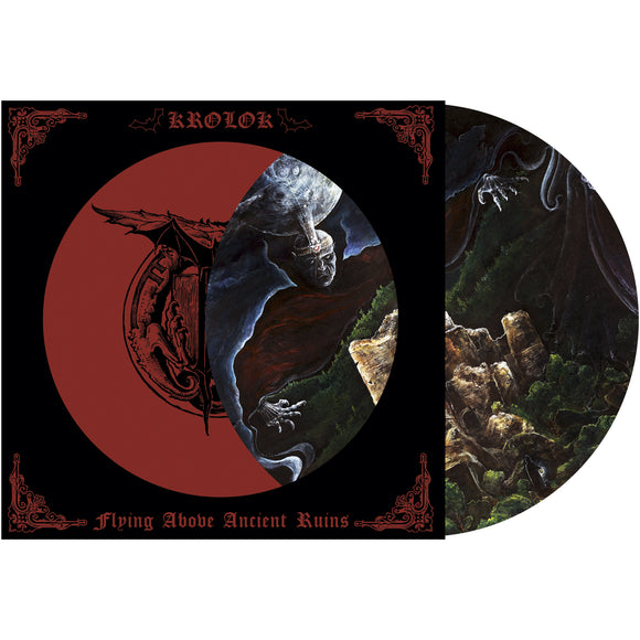 KROLOK - Flying Above Ancient Ruins. PIC. LP (PREORDER)