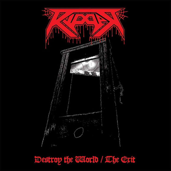 RIPPER - Destroy The World / The Exit CD