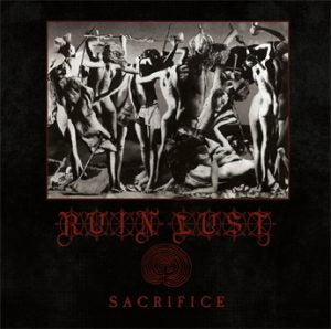 RUIN LUST - Sacrifice CD