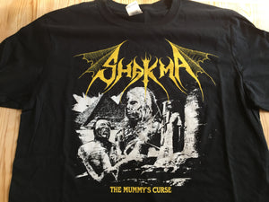SHAKMA - The Mummy's Curse T-SHIRT