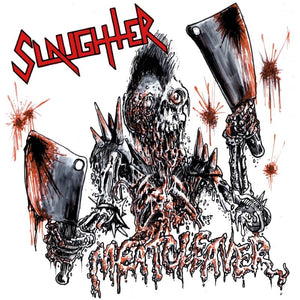 SLAUGHTER - Meatcleaver CD