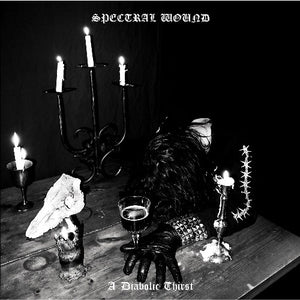 SPECTRAL WOUND - A Diabolic Thirst LP (PREORDER)