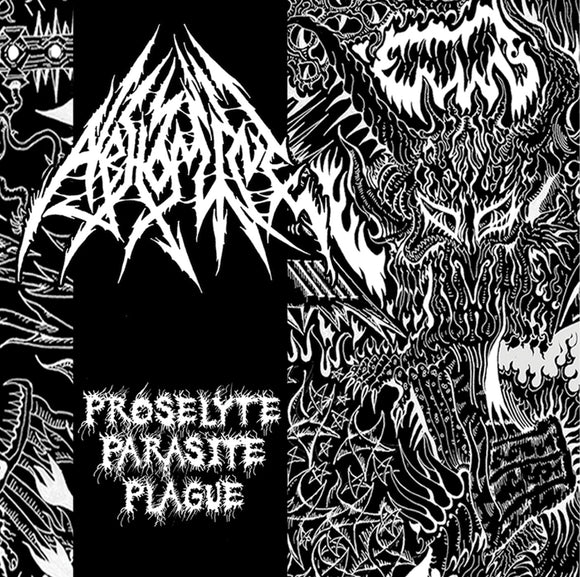 ABHOMINE - Proselyte Parasite Plague CD