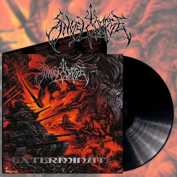 ANGELCORPSE - Exterminate LP