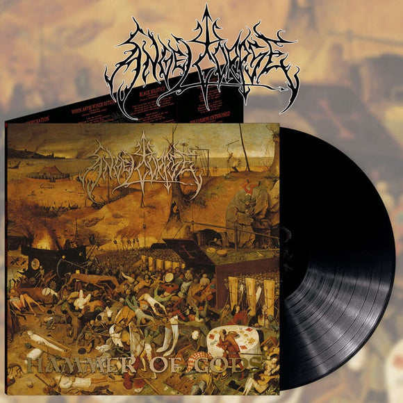 ANGELCORPSE - Hammer of Gods LP