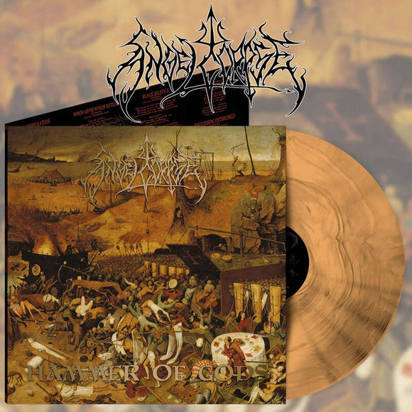 ANGELCORPSE - Hammer of Gods LP (MARBLE)