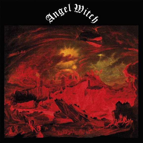 ANGEL WITCH - Angel Witch LP