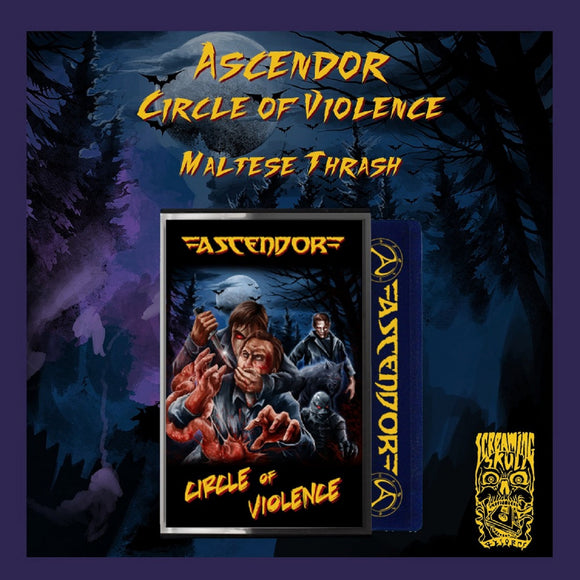 ASCENDOR - Circle Of Violence MC