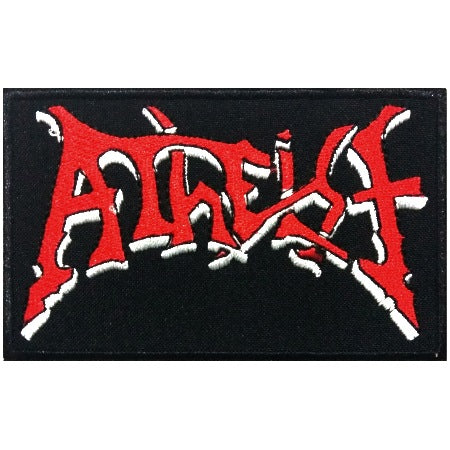 ATHEIST - Logo PATCH