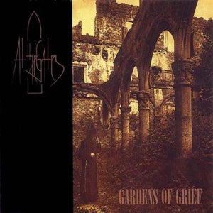 "AT THE GATES - Gardens of Grief 10""MLP"