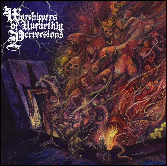 BEASTIALITY - Worshippers Of Unearthly Perversions CD