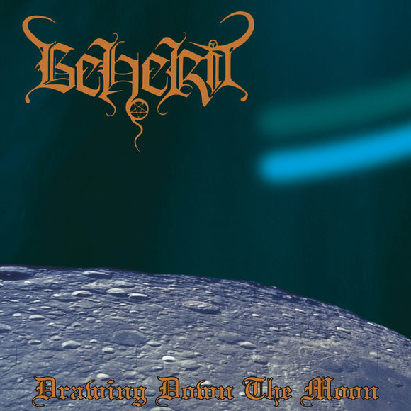 BEHERIT - Drawing Down The Moon LP