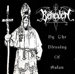 BEHEXEN - By The Blessing Of Satan LP
