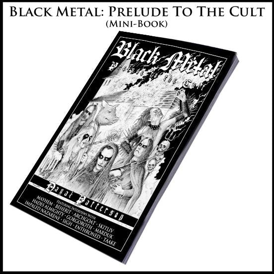 BLACK METAL - Prelude To The Cult BOOK