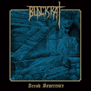 BLACKRAT - Dread Reverence CD