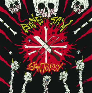 BONESAW - Sawtopsy CD