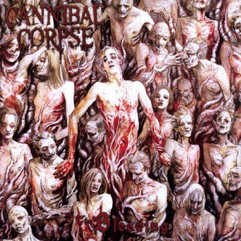 CANNIBAL CORPSE - The Bleeding CD
