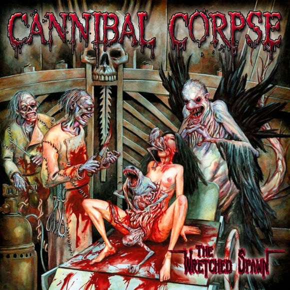 CANNIBAL CORPSE - The Wretched Spawn LP