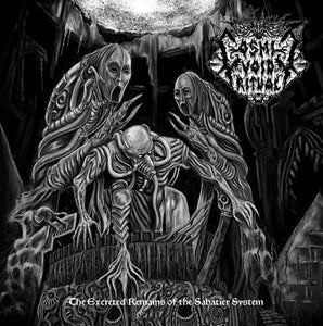 COSMIC VOID RITUAL - The Excreted Remains of the Sabatier System MCD