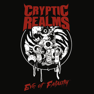 "CRYPTIC REALMS - Eve Of Fatality 7""EP"