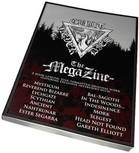 CULT NEVER DIES - The Mega Zine BOOK