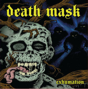 DEATH MASK - Exhumation CD