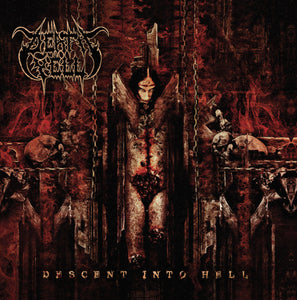 DEATH YELL - Descent Into Hell CD