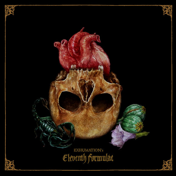 EXHUMATION - The Eleventh Formulae LP (PREORDER)