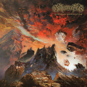 GATECREEPER - Sonoran Deprivation LP